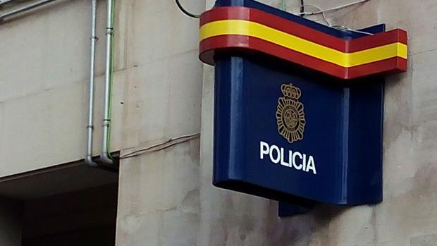 Comisaría Nacional de Policía de Jaén.