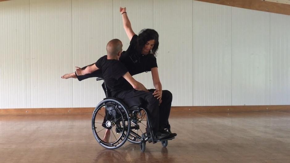 Bailando más allá del límite con Vértigo, la compañía que extiende la danza a los discapacitados