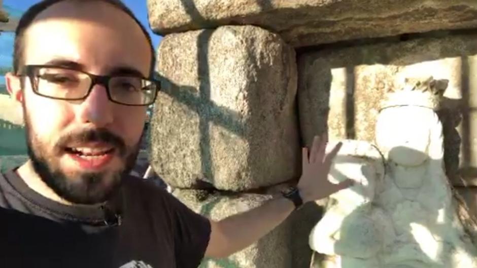 La tecnología salvará la imagen de la Virgen del Acueducto de Segovia