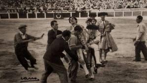 Las grandes fotos de Canito, de la muerte de Manolete a Ava Gardner, Hemingway y Orson Welles