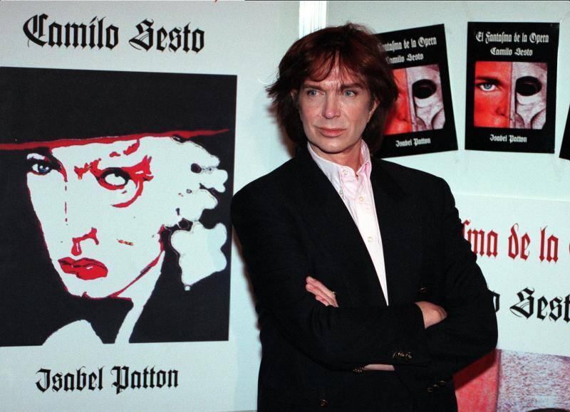 Tal día como hoy de 1946 nació Camilo Sesto, nombre artístico de Camilo Blanes Cortés, en Alcoy, Alicante