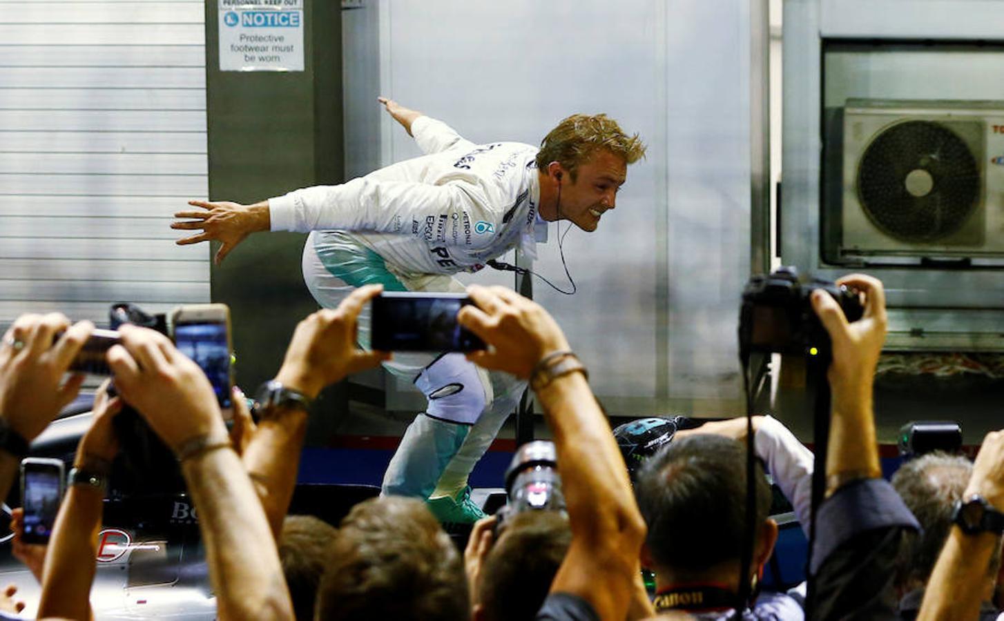 Fórmula 1 | Gran Premio de Singapur:  Alonso exprime Singapur