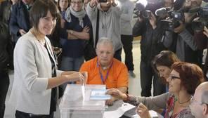 En imágenes: Galicia decide a través de las urnas el futuro de España