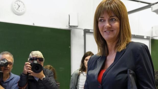 Mendia (PSE) anima a los vascos a votar por «una Euskadi de las oportunidades»