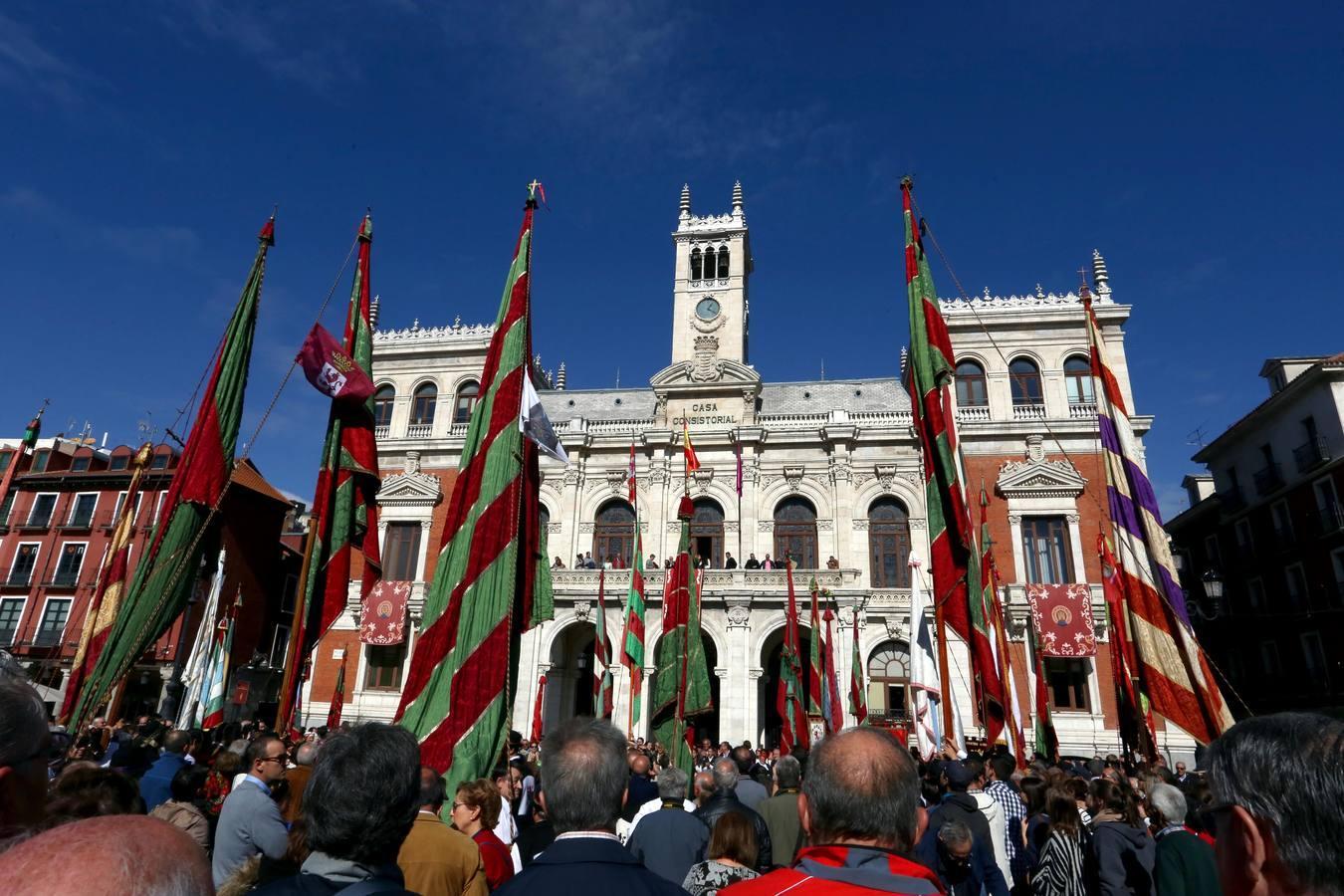 Valladolid y León saldaron hoy una deuda pendiente entre ambas ciudades después de años de desencuentros