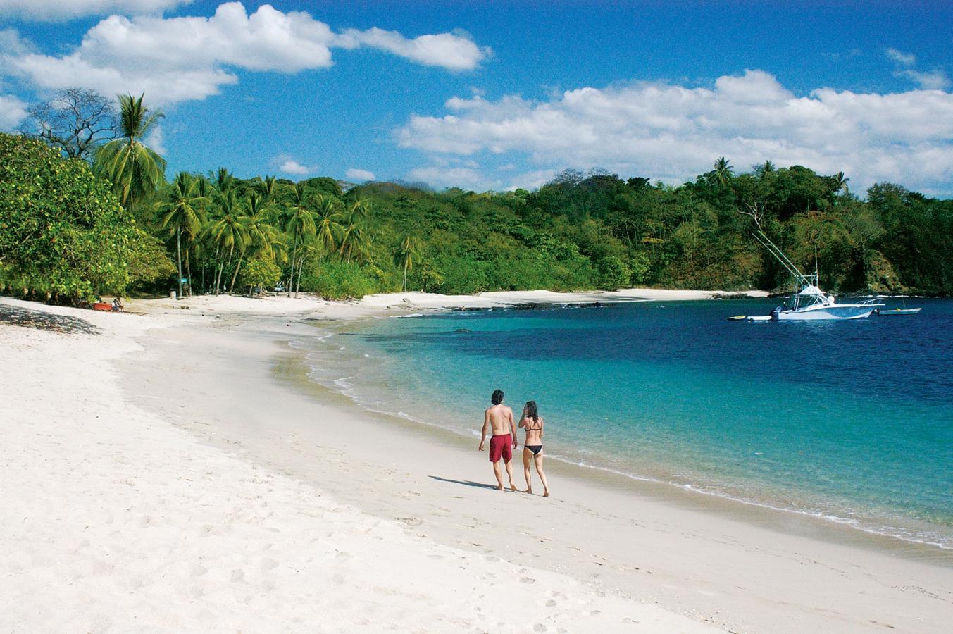 Un día de paz en Guanacaste