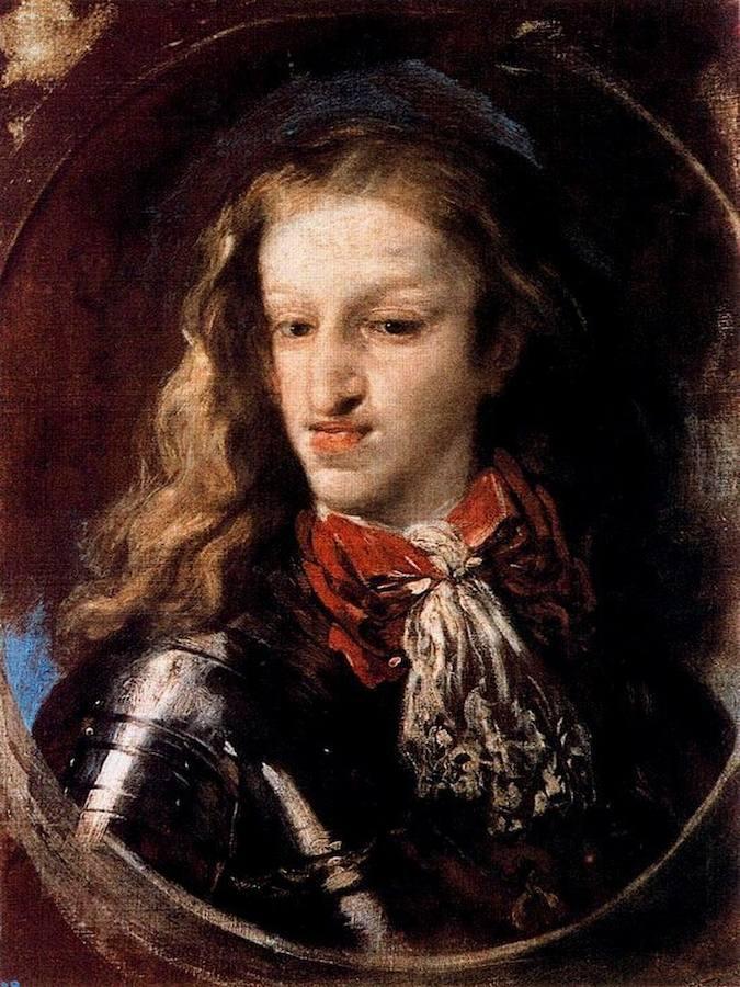 El 6 de noviembre de 1661 nació Carlos II (de la casa de los Austrias). Hijo de Felipe IV y Mariana de Austria, su llegada al mundo se produjo entre alegría y jolgorio por parte de la familia real y, especialmente, de sus padres, quienes ya habían perdido antes a varios infantes
