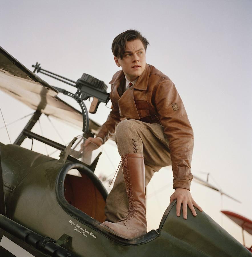 Tal día como hoy del año 1974, nacía Leonardo DiCaprio, actor y productor de cine estadounidense