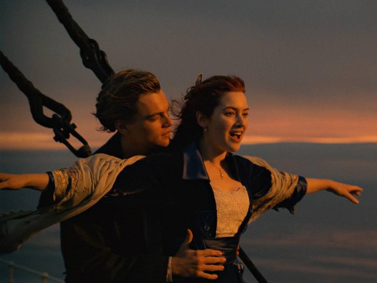 Mejor película: «Titanic»