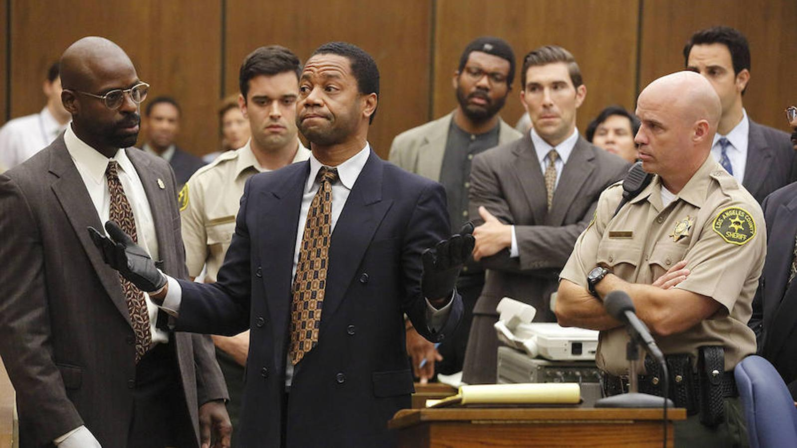 «American Crime Story: The People v. O.J. Simpson»