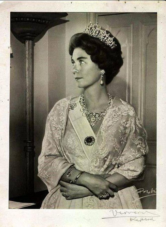 Federica de Hanóver fue reina de Grecia por su matrimonio con el Rey Pablo I de Grecia desde 1938
