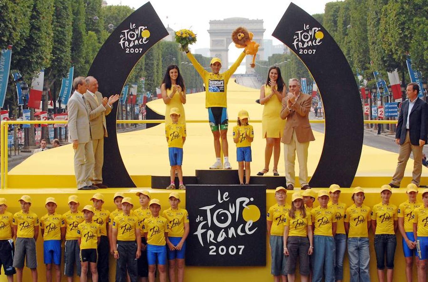 Tour de Francia 2007