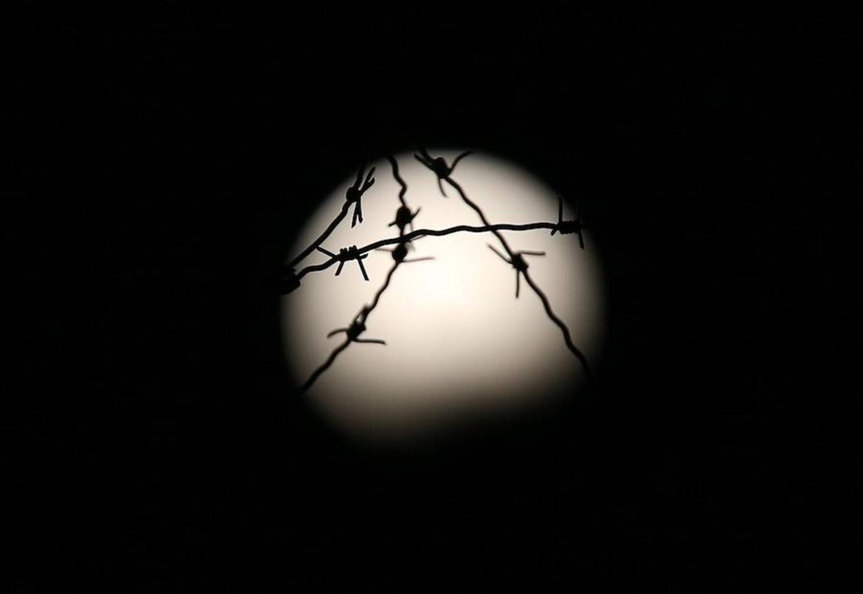 Una imagen del eclipse en Nicosia