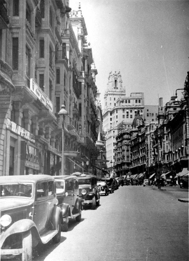 Una calle histórica