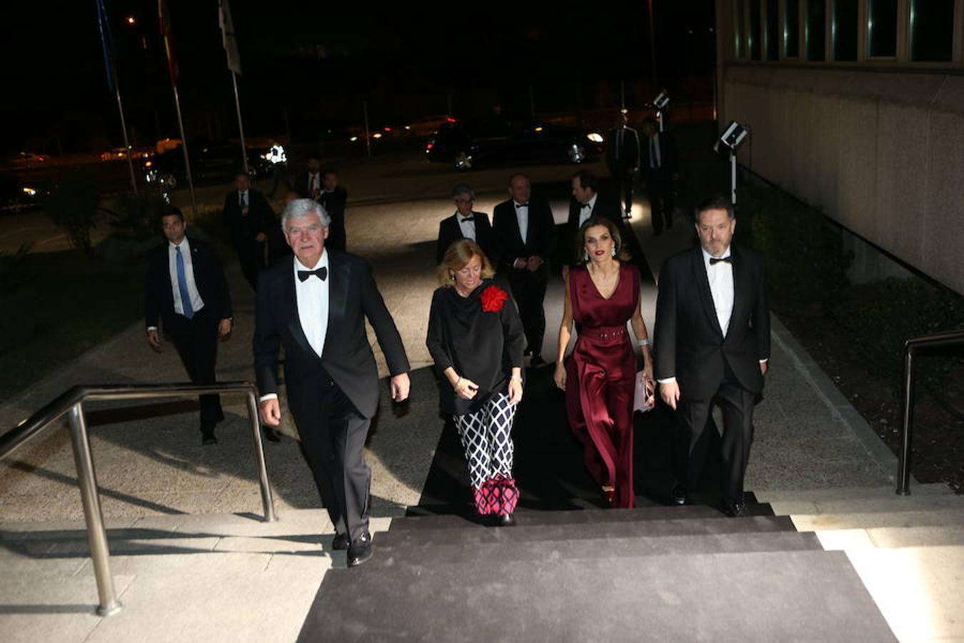 Los invitados a los premios Mariano de Cavia, Luca de Tena y Mingote, en imágenes