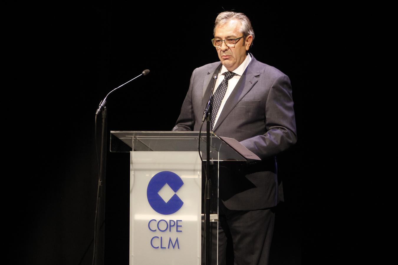 El delegado regional de Cope, José Varón Molero