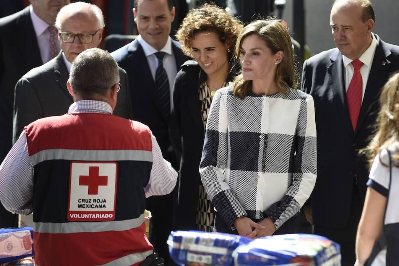 La visita de Doña Letizia a México con motivo de la Cumbre Mundial de Líderes contra el Cáncer (WCLS), en imágenes