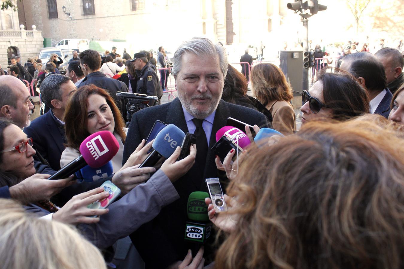 El ministro de Educación, Cultura y Deporte, Íñigo Méndez de Vigo