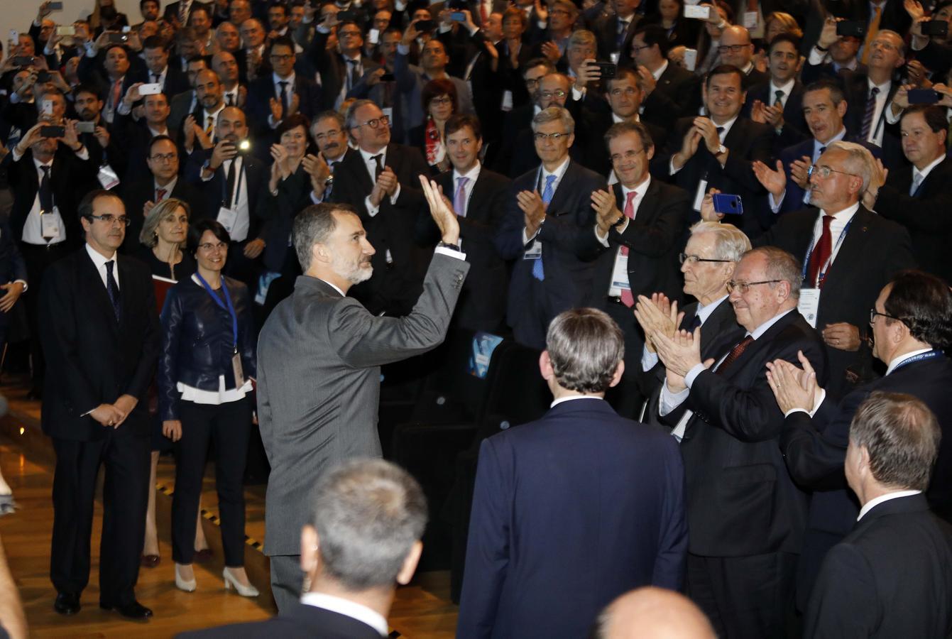 El Congreso de Directivos de CEDE, en imágenes