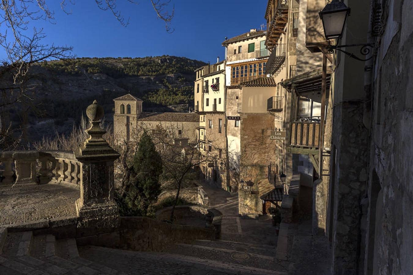 Cuenca, donde naturaleza y cultura se dan la mano