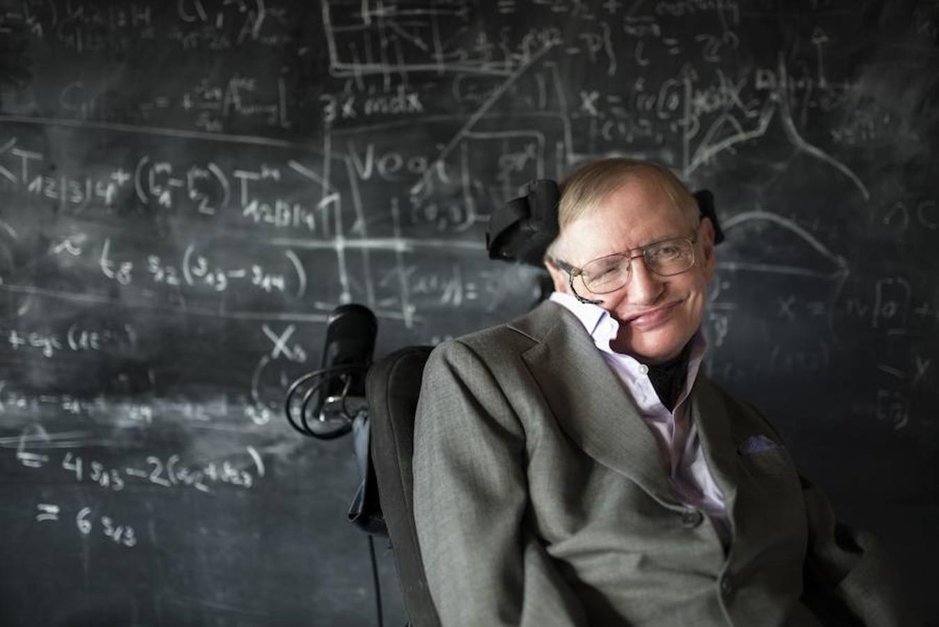 Muere Stephen Hawking, el genio que nos mostró el Universo, a los 76 años en su residencia de Cambridge