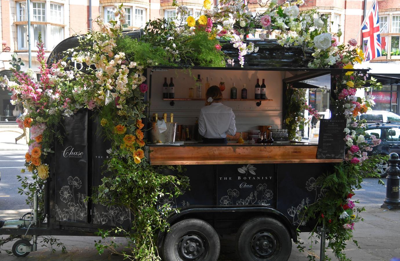 el chelsea flower show de 2018 en im genes. Black Bedroom Furniture Sets. Home Design Ideas