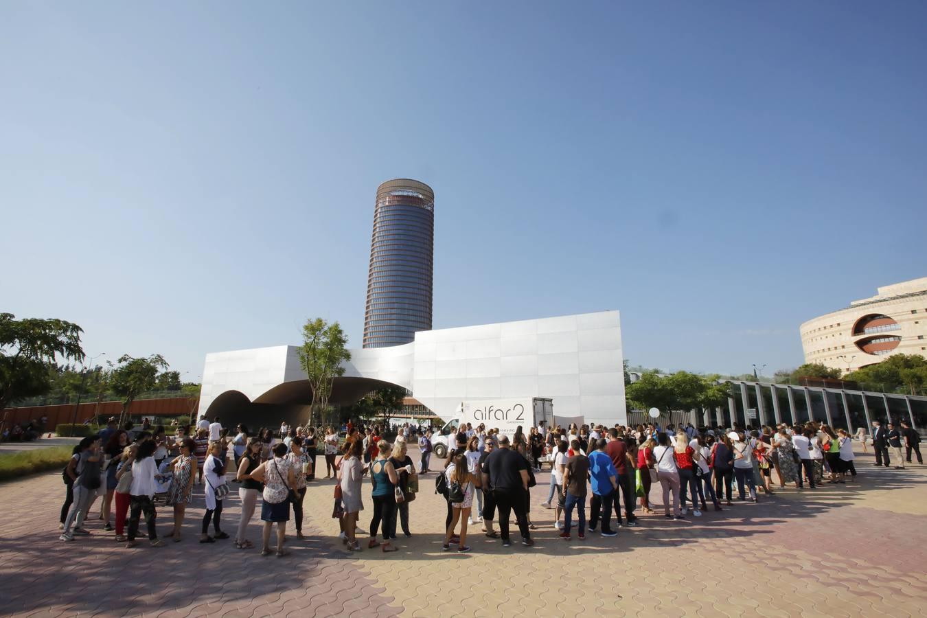 En Imágenes La Apertura Del Centro Comercial Torre Sevilla Y La