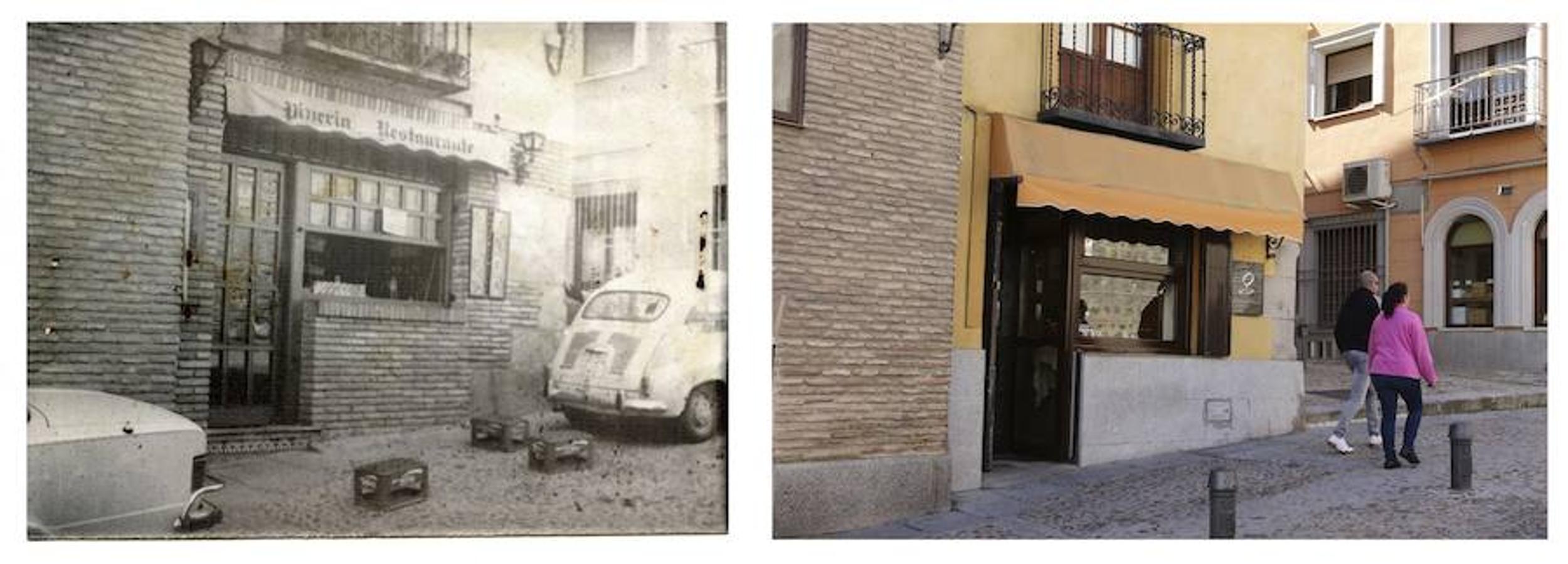 Calle Taller del Moro, número 5
