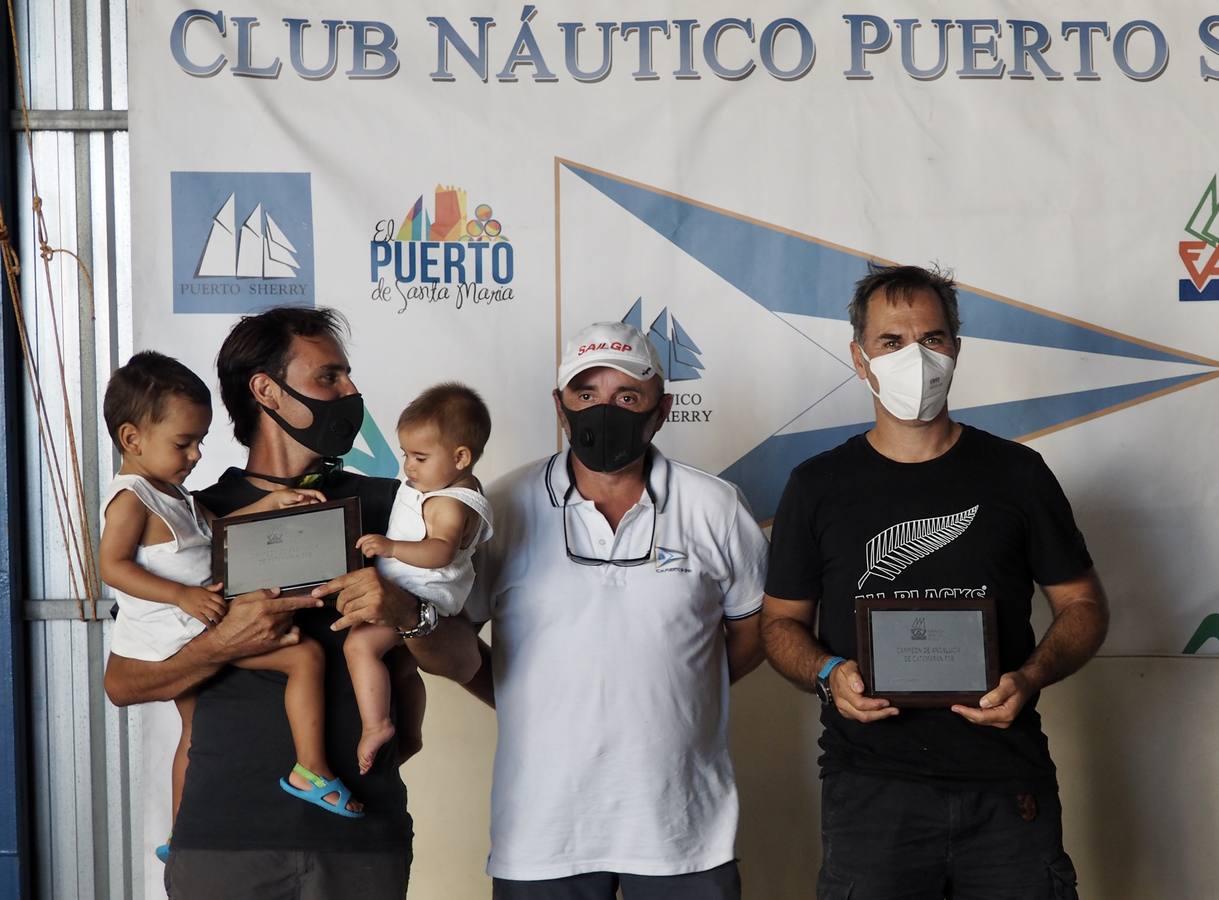 Mentidero: Fotos del Campeonato de Andalucía de Catamarán en la Bahía de Cádiz