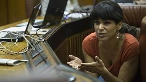 Teresa Rodríguez cargó facturas de más de 4.300 euros al Parlamento Europeo después de renunciar al cargo