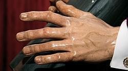 Detalle de las manos
