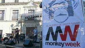 El festival Monkey Week se traslada a Sevilla