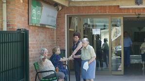 Los ancianos de la residencia del Parque Figueroa, sin agua caliente