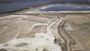 El Gobierno central da luz verde al enterramiento de las balsas de fosfoyesos de Huelva