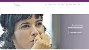 Teresa Rodríguez pierde la página web personal que pagaba con dinero del Parlamento Europeo