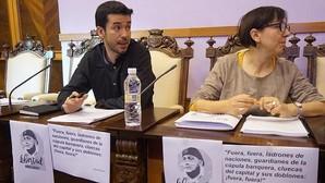 Andrés Bódalo perderá su nómina como concejal en el Ayuntamiento de Jaén tras ingresar en prisión