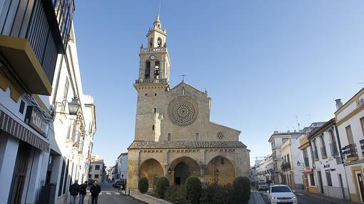 Imagen de la iglesia de San Lorenzo