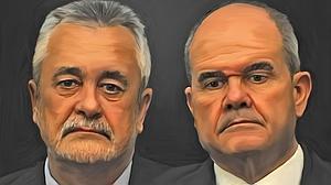 El juez imputa a Griñán malversación en el auto de apertura de juicio del caso ERE