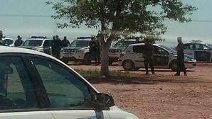 La Guardia Civil desaloja la finca de la Junta ocupada por el SAT