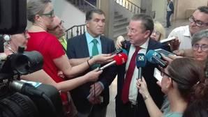 De Llera asegura que habrá aire acondicionado en el 90% de los juzgados de Viapol a mitad de julio