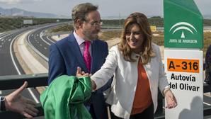 La Junta de Andalucía olvida diez carreteras estratégicas en su plan de infraestructuras hasta 2020