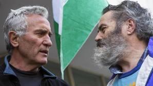 Sánchez Gordillo, sobre la renuncia de su camarada Cañamero al aforamiento: «Son gestos para la galería»