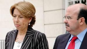 El juez de los ERE confirma el procesamiento de los exconsejeros Gaspar Zarrías y Magdalena Álvarez