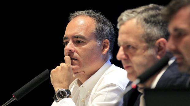 El director de Google España, Javier Rodríguez Zapatero