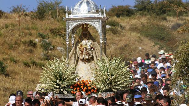 «Bajá» de la Virgen de la Sierra