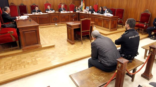 Imagen de archivo de un juicio