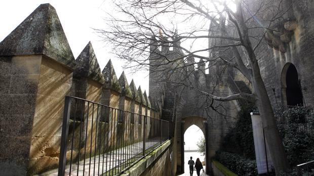 Interior del Castillo de Almodóvar