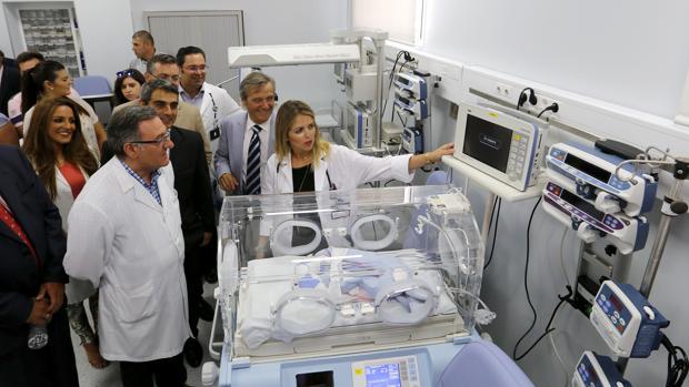 Unidad de la Mujer en el Hospital San Juan de Dios