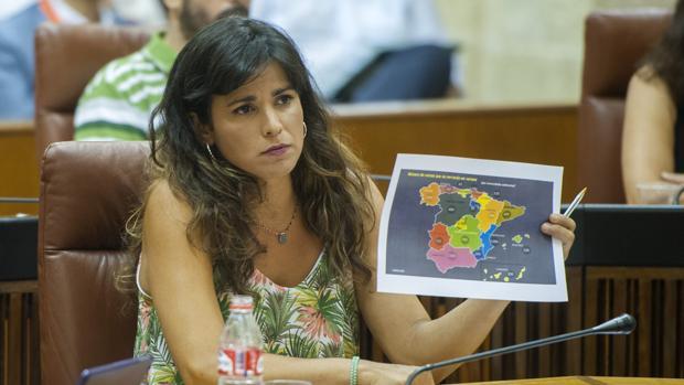 El obligado silencio de Podemos en Andalucía