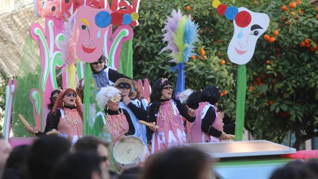 Desfile de carnaval de 2015